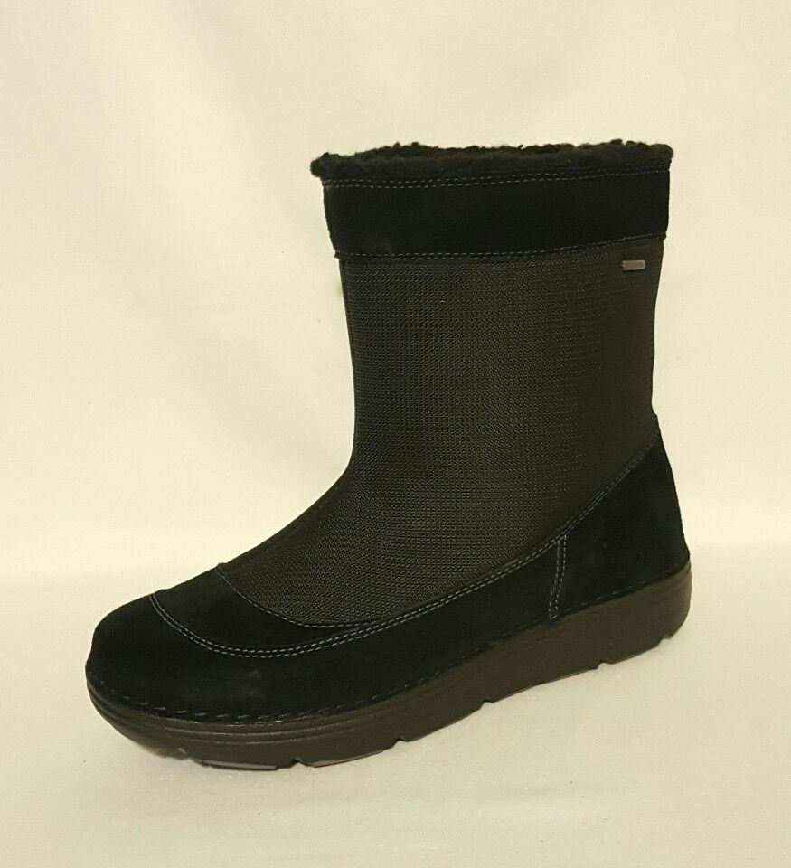 NEW CLARKS NELIA MOON LEATHER GTX GORE-TEX WATERPROOF SUEDE LEATHER MOON TEXTILE Stiefel LADIES 2ffc5c