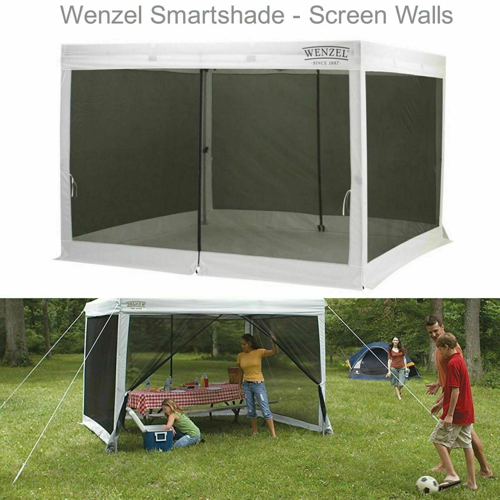 nuovo Wenzel Smartshade poliestere forte muri dello schermo Prossoettore degli insetti  33049