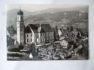 Ansichtskarte Sachseln 1954 (Nr.592) - Eggenstein-Leopoldshafen, Deutschland - Ansichtskarte Sachseln 1954 (Nr.592) - Eggenstein-Leopoldshafen, Deutschland