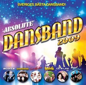 Absolute-Dansband-2009-Swedish