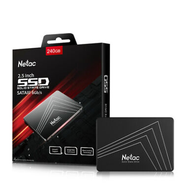Netac 250GB Portable Solid State Drive