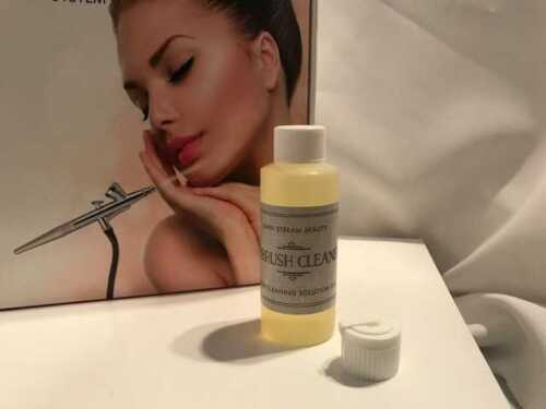 Luminess Air Beauty Makeup//Tanning Stylus Airbrush Cleaner Solution Tip Top Cap
