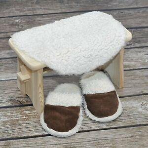 Fine Details About Small Toddler Child Wooden Chair Foot Stool Step 39 X 18 X 21 Cm Small Unpai Theyellowbook Wood Chair Design Ideas Theyellowbookinfo