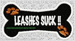 LEASHES-SUCK-PET-BIKER-PATCH
