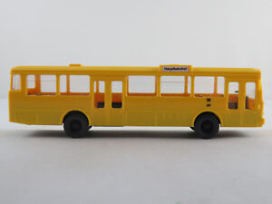 Wiking-700-Mercedes-Benz-o-305-citybus-1969-1987-034-DBP-034-1-87-h0-NUOVO-MATTONCINI