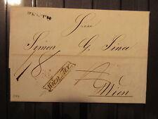 Österreich Wien Tax von 1844. Seltener Ra1  (#103)