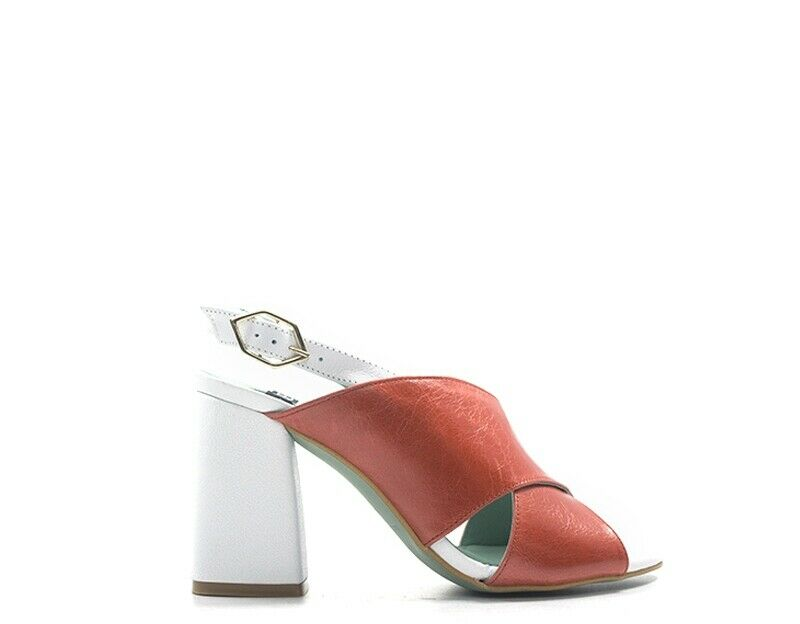 Chaussures LAB BY AG Femme rouge Cuir naturel 19121-555B-B