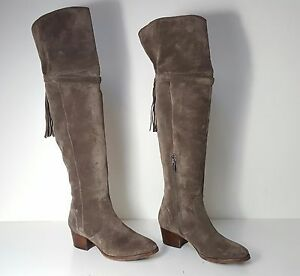 Frye Suede Over-The-Knee Boots exclusive cheap online sale looking for BWhGq