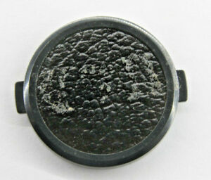 43mm  - Front Snap On Lens Cap - Unbranded -Textured-  USED V412