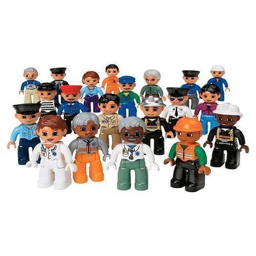 LEGO ® DUPLO 2 + + + Education gens et professions set 9224 Nouveau 71a296