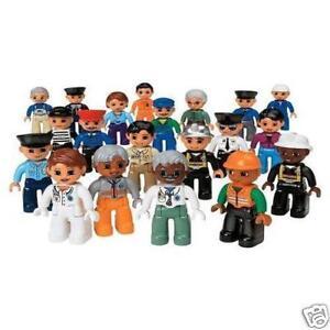 Lego Duplo 2 Education Personnes Et Professions Set 9224 Neuf