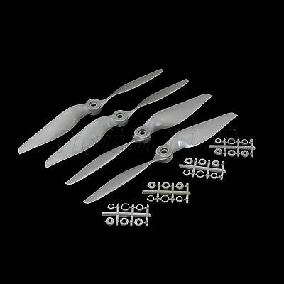 Pro 2 Pairs 9x6 96 96R CW CCW Propeller Blades Props APC Style for RC Quadcopter