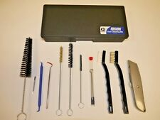 15d546 Fusion Gun Cleaning Kit Kit Includes 11 Tools And Brushes To Clean