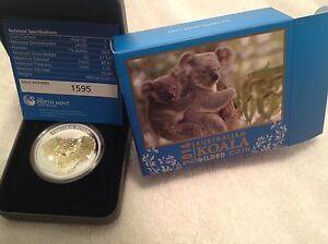2014-AUSTRALIAN-KOALA-1-OZ-GILDED-SILVER-COIN