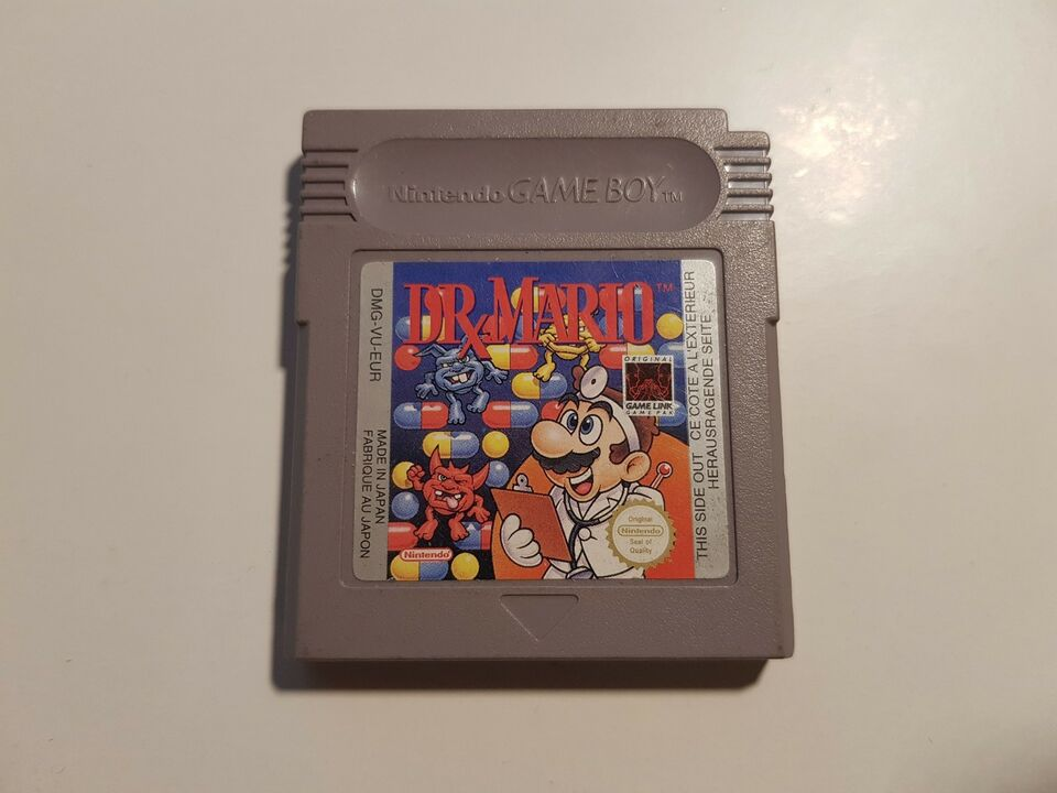 Dr. Mario, Gameboy