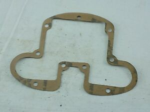 Panther M65 M75 amp red Panther Rocker cover Gasket new original stock - <span itemprop=availableAtOrFrom>Happisburgh, Norfolk, United Kingdom</span> - my returns policy is straightforward. if the item is not as described a full refund including postage originally paid will be made upon safe return of the item to me, I do no - Happisburgh, Norfolk, United Kingdom