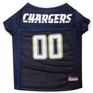 Los-Angeles-Chargers-NFL-Pets-First-Licensed-Dog-Pet-Mesh-Jersey-XS-2XL-NWT