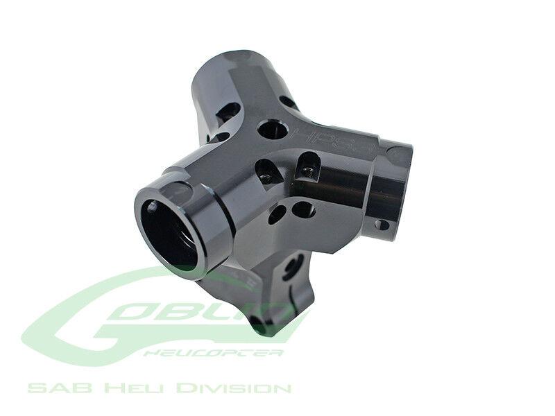 Nuevo Diseño De Precisión Aluminio Negro HPS3 H0410BL-S Hub De Centro