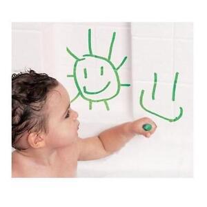 Baby Toddler Kids Washable Bath Crayons Bathtime Play Child