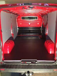 Seitenverkleidung-fuer-Nissan-NV300-Innenverkleidung-Laderaumschutz