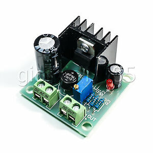 LM317-In-DC-or-AC-4V-30V-Out-DC-2-5V-27V-1A-Converter