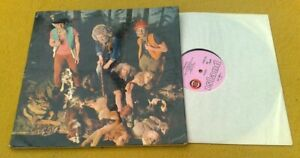 """"""" THIS WAS """" JETHRO TULL SUPER UK EARLIEST EYEBALL ISLAND LABEL WIDE SPINE"""