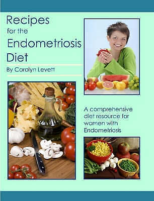 1 of 1 - Recipes for the Endometriosis Diet, Good Condition Book, Levett, Carolyn, ISBN 9