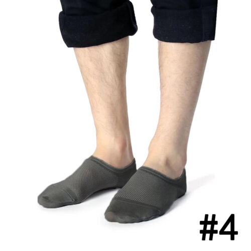 5 Paires Chaussettes Homme Socquettes Sport Court Soquettes Socks Bas Respirable
