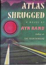 Atlas Shrugged Ayn Rand Published by Random House [1957]