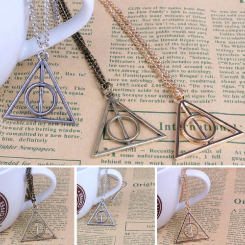 Necklace Harry Potter Pendent Style Voldemort Pocket Clock ...