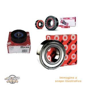 1 FAG 713630300 Kit cuscinetto ruota Assale anteriore Assale posteriore Freno a