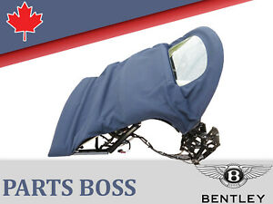 Bentley-Continental-GTC-OEM-Genuine-CONVERTIBLE-TOP-amp-PUMP-3W7871011C-3W7871011B