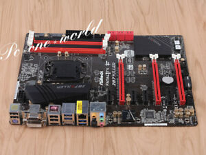 Details about ASRock Z87 KILLER Motherboard LGA 1150 DDR3 Intel Z87 DVI  HDMI USB3 0 100% work