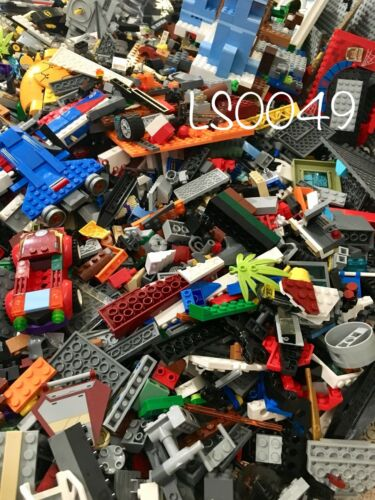 Windows Sets 100/% Genuine LEGO 5 LB pounds Bulk Lot w// MINIFIGURES Star Wars