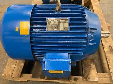 Elektrim Esh 15hp Motor 1760rpm 230460v Frame 254t Nos