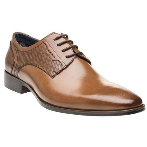 Cuir En Mens Lacets Chaussures Bentley Nouveau Sole Cuir zEq8F
