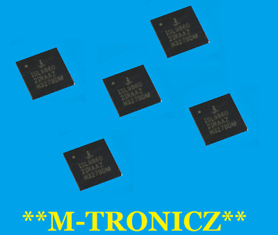1 PIECE    ISL9860 INTERSIL   ISL98602IRAAZ  IC CHIP FOR  SAMSUNG BN95-00628C