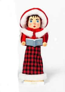 """Clara Nutcracker Suite 8/"""" Wooden 2018 Xmas Holiday Wondershop Small"""