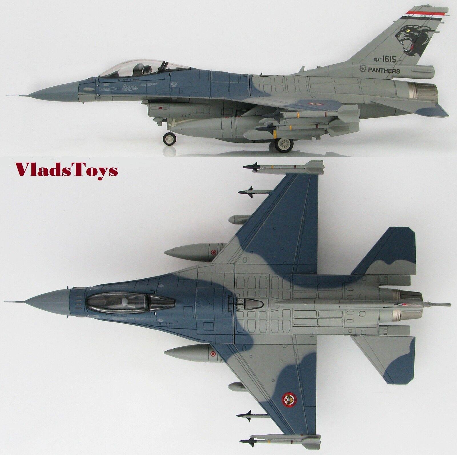 Hobby Master 1:72 F-16C Fighting Falcon iraquí af 9th FS Panteras Negras HA3863