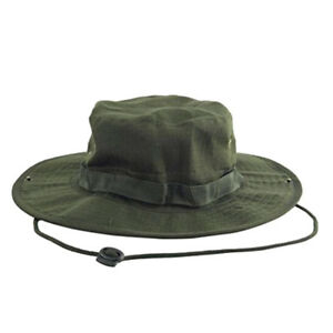 Outdoor Hunting Hat Summer Sun Boonie Hat Waterproof UV Protection ... 00942a410df