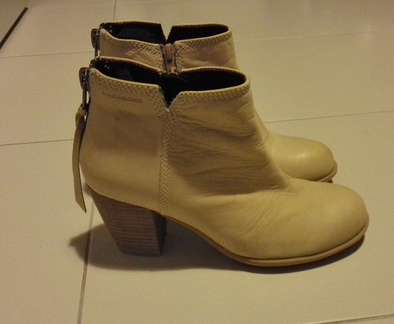 Vagabond Pistol Cuban Heel Western Ankle Boots Stiefeletten Stiefel Booties