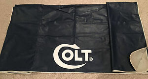 Colt-Firearms-Factory-Shot-Show-Banquet-Table-Cover-1990s
