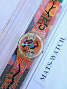 SWATCH-ARTIST-GJ116-WANAYARRA-TJUKURRPA-NEU-NEW
