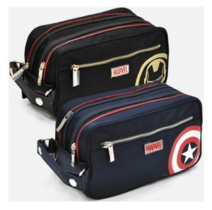 Volvik-New-Premium-Marvel-Iron-Man-Captain-America-Golf-Pouch-Bag-Portable-Carry