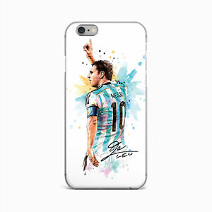 Messi-iPhone-4s-5s-6s-7-8-Plus-Rubber-Cover-Soccer-iPhone-X-XR-XS-Max-Snap-Case