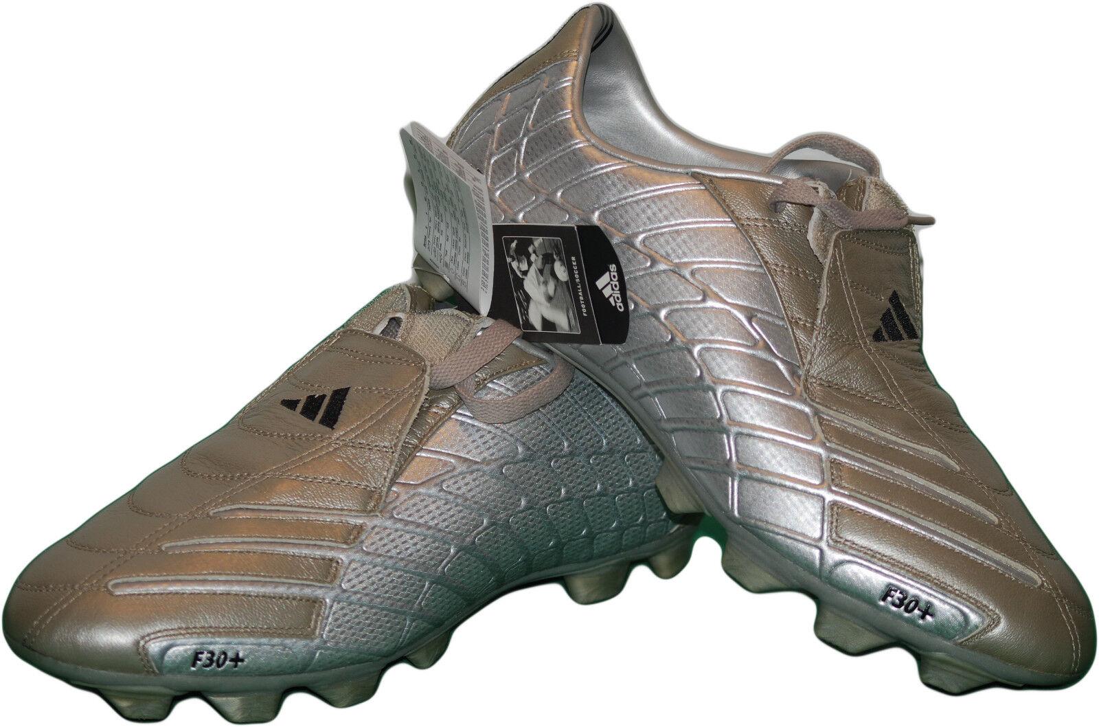 Vintage Adidas F30+ TRX FG 2000s deadstock Messi Ronaldo zapatos football botas