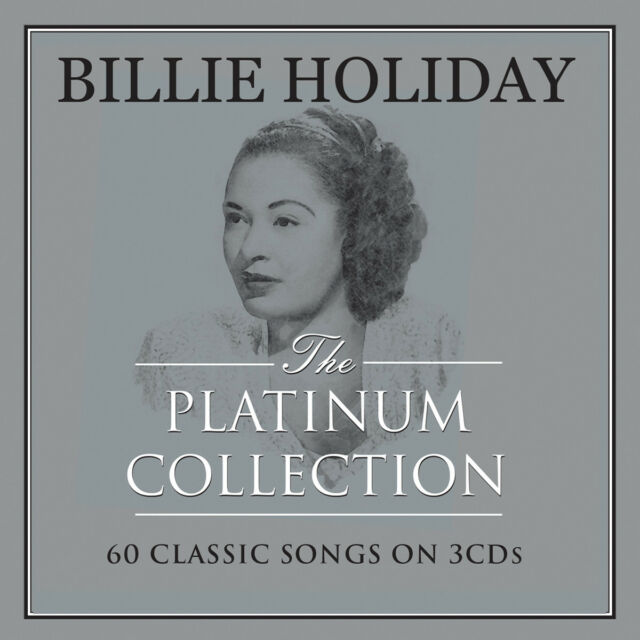 Billie Holiday - Platinum Collection / Best Of / Greatest Hits 3CD NEW/SEALED