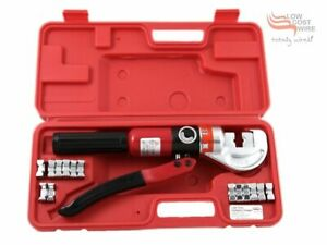 Hydraulic-Swage-Tool-Kit-Hand-Swaging-Crimping-Press-for-Stainless-Steel-Wire