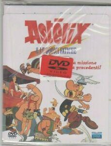 BIGLIETTO-DI-AUGURI-E-DVD-ASTERIX-E-LE-DODICI-FATICHE-amp-Asterix-NUOVO