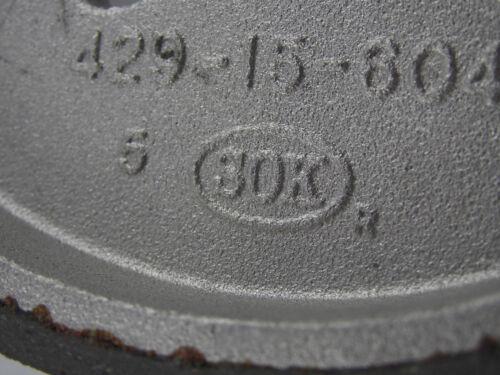 brake shoes set Bremsbacken ZÜNDAPP GTS 50 1972/>1975-25x118 120
